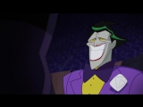 Отрывок с Джокером из Лига Справедливости к Бою