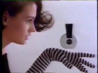 Famke Janssen 1988 Exclamation Perfume Commercial