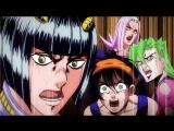 JoJos Bizarre Adventure Part 5_ Vento Aureo - Ultra Jump Commercial