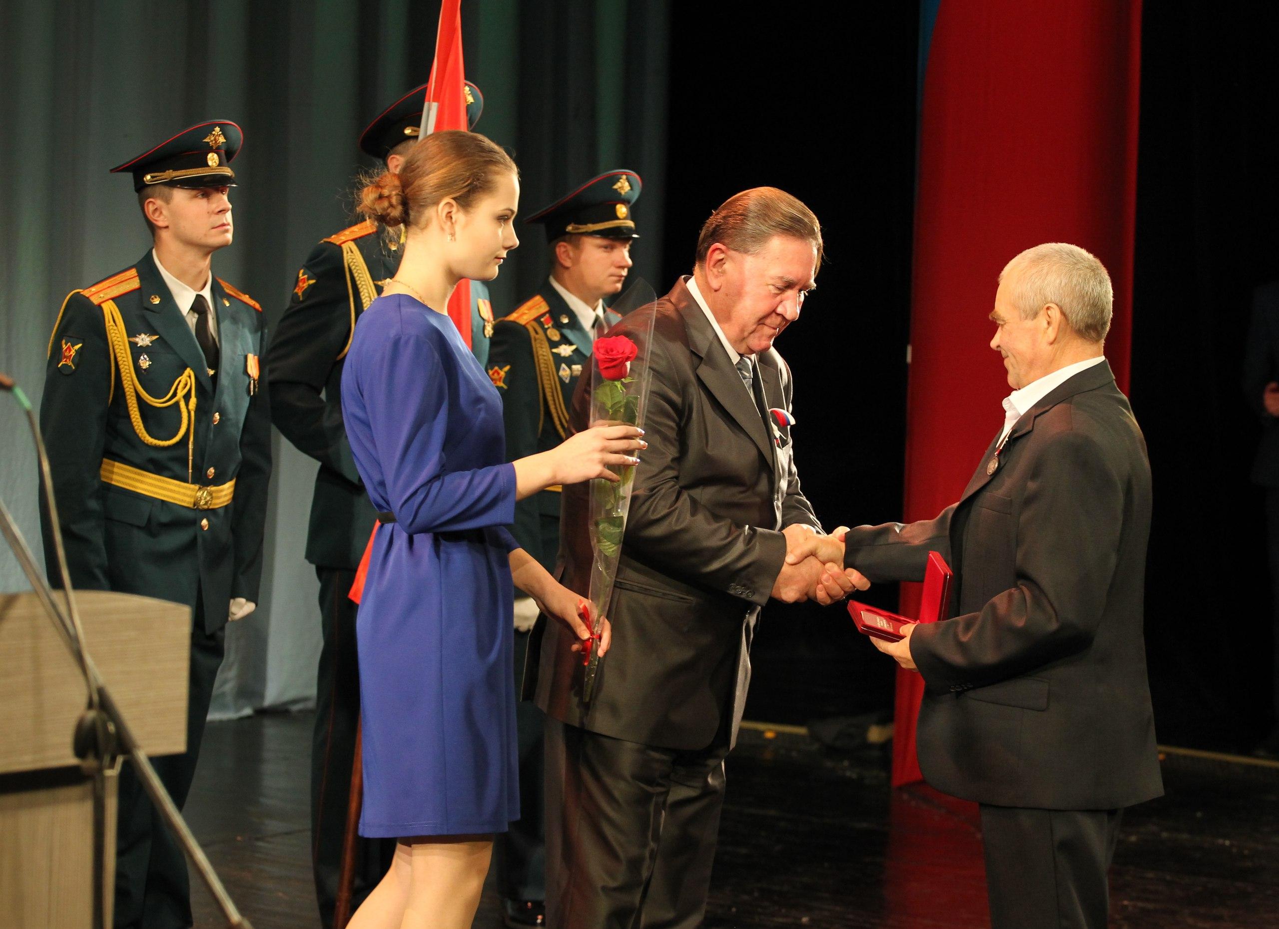Вологодский член Совета Федерации Юрий Воробьев награжден орденом «Зазаслуги перед Отечеством»