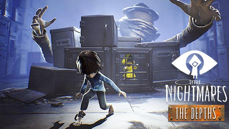 Kuplinov Play – Little Nightmares: The Depths DLC – Я всегда говорил, что под водой есть монстры!