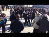 Первые задержания в ходе акции Навального и ФБК, Москва, 26 марта 2017, Пушкинская-Тверская-Чеховская