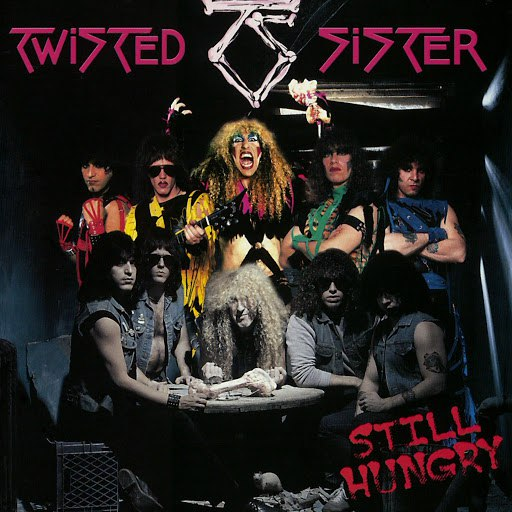 Twisted Sister альбом Still Hungry