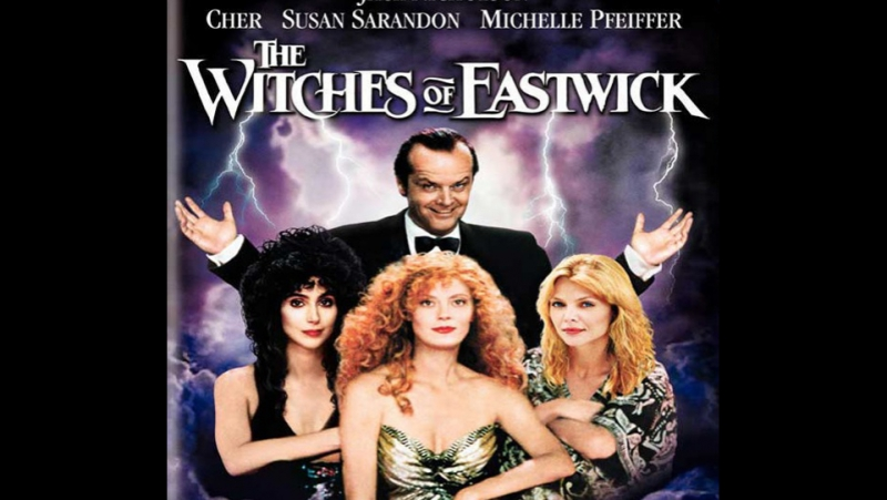 The.Witches.Of.Eastwick.1987.George Miller--Jack Nicholson, Cher, Michelle Pfeiffer, Susan Sarandon, Veronica Cartwright