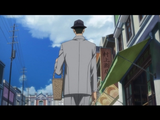 Joker Game - Kuroneko Yoru no Bouken (OVA 1) | Игра Джокера - Ова 1