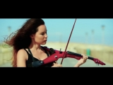 Caitlin De Ville - Electric Violin Cover - Alone (Alan Walker)