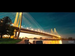 Очень красивое видео Санкт-Петербург город мечты!