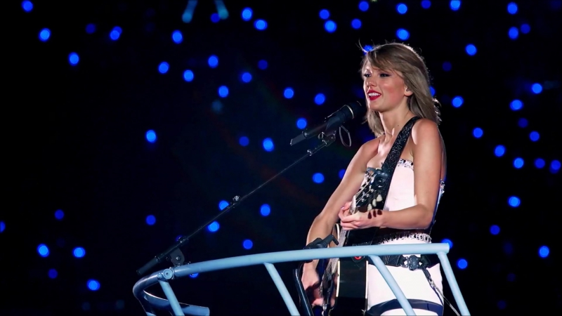 Taylor Swift - You Are In Love (Live at The 1989 World Tour 2015)