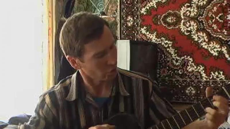 Газим Бахитуллин с гитарой 2