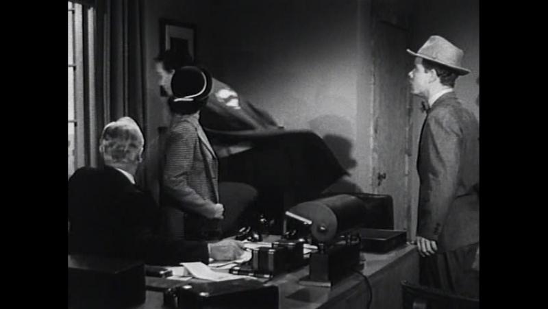 Атомный человек против Супермена. 1950. 14 серия