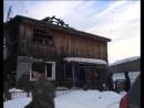 Из-за пожара в Тогуре четыре семьи остались без крова