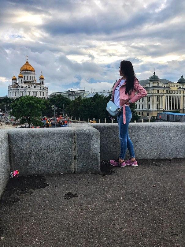 Алинка Никишина | Москва