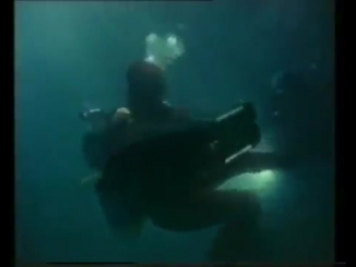 Redtight scuba girl attacked and drowned