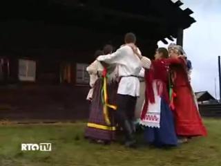 Село Коптелово - музей крестьянского быта. RTG TV