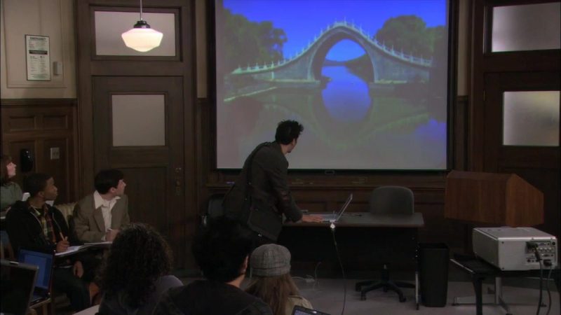 Что нужно знать о мостах? (Как я встретил вашу маму)
