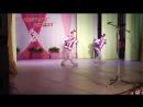 Тувинский танец в исполнении ансамбля Молодость Эркээни. 20.10.2017