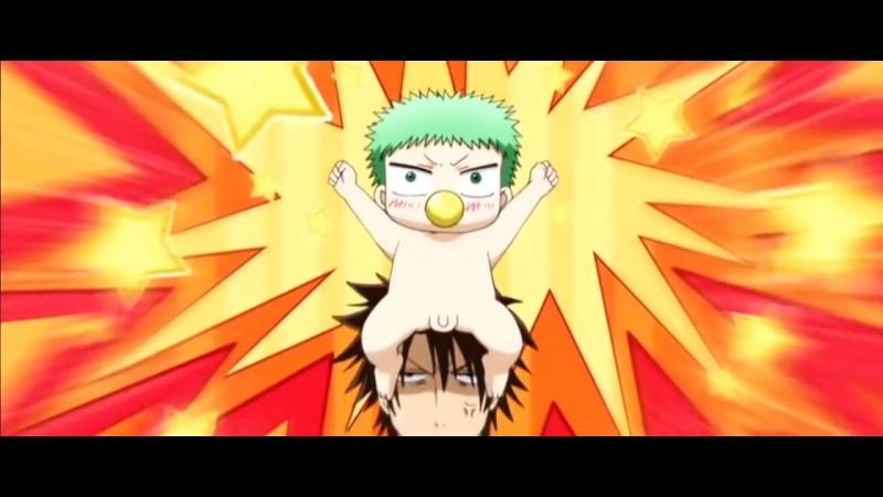 AnimeRap - Вельзевул Реп про Тацуми Огу _ Beelzebub Oga Tatsumi Rap 2015