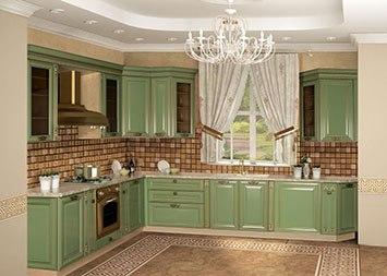 Угловая мебель для кухни в Москве, Московской области