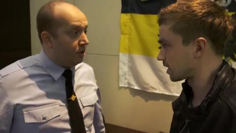 полицейский с Рублёвки спинер