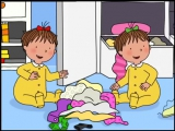 The Baby Triplets - Daddy and Mummys Clothes