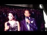 Ludacris and Vanessa Hudgens opening of Billboard Music Awards 2017