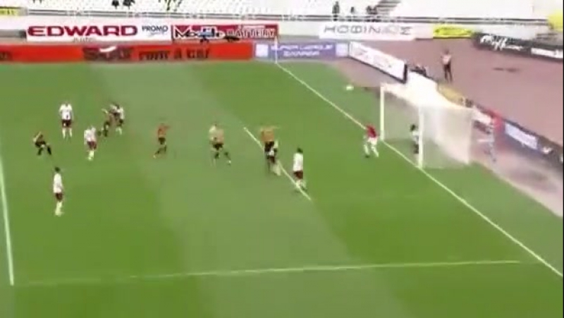 Dmytro Chygrynskiy Goal - AEK Athens FC 2-0 AEL Larissa 26.02.2017