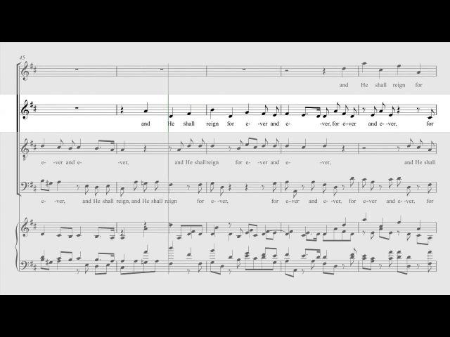 Handel - Messiah - 44 Hallelujah - Alto