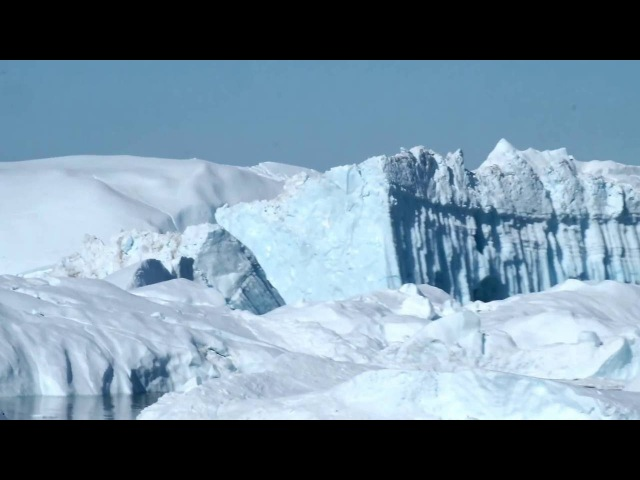 Iceberg Breaking - Amazing watch till the end!