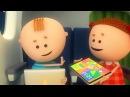 Аркадий Паровозов спешит на помощь Гаджеты в самолёте Серия 132 мультфильмы для детей
