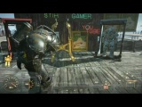 Fallout 4 Силовая Броня Большого Папочки + Бур BioShock
