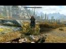 Skyrim Лучшая секира вутрад оружие и щит Исграмора интересный квест