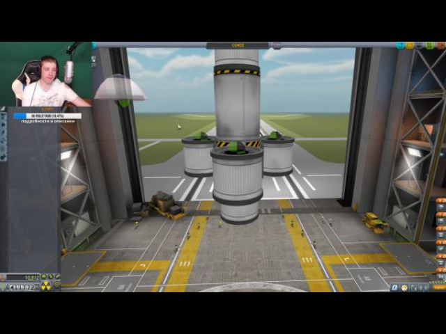 Kerbal Space Program - лучший космический симулятор теперь на русском языке! 1