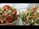 🍚 Рецепт Табуле из зеленой гречки творим с сетрой