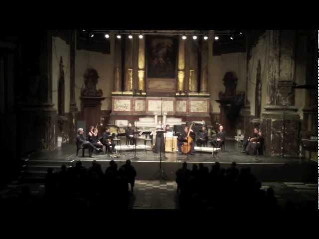 Eile mich Gott zu erretten Heinrich Schütz soprano Annelies Van Gramberen
