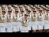 Russia Victory Day Parade in Moscow 2017 ,9 may 72nd anniversary of great patriotic war