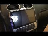 Планшет-магнитола на Форд Фокус 2
