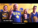 Behind The Scenes Guy Fieri's Trip To Finals Game 2