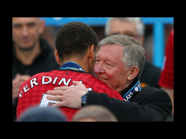 Rio Ferdinand: It wasn't until Sir Alex Ferguson retired that we realised how good he was.