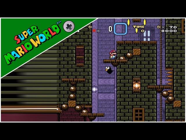 Hotel (2016) | Super Mario World Hack