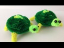 How to make a Pipe Cleaner Turtle Pipe Cleaner Animals