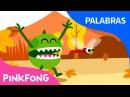 Estaciones | Palabras | Pinkfong Canciones Infantiles