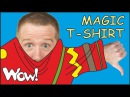 Magic T-Shirt for Kids | English Stories for Children from Steve and Maggie | Wow English TV