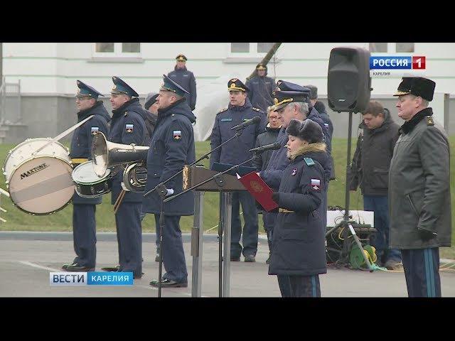 Воспитанники петрозаводского президентского кадетского училища дали клятву