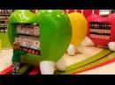 ✿ Дубаи ОАЭ День 2 Огромный Магазин Сладостей и МУЗЫКАЛЬНЫЙ ФОНТАН в Дубай Молл ...