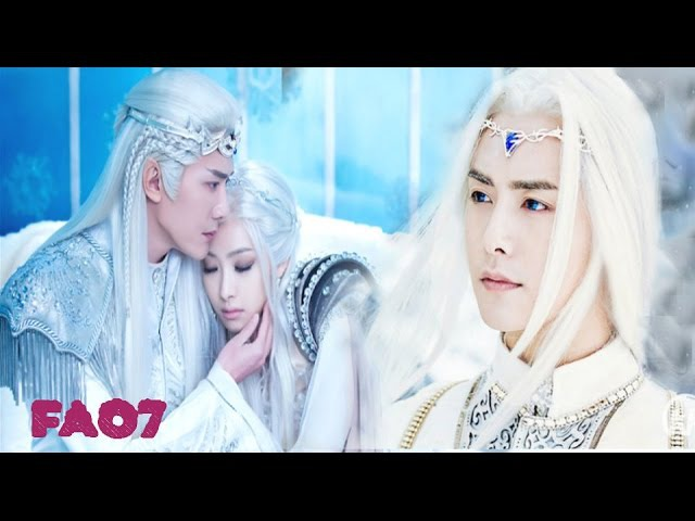 [MV][ENG] Ice Fantasy OST Love is like Cherry Blossoms 愛如櫻 Ma Tianyu