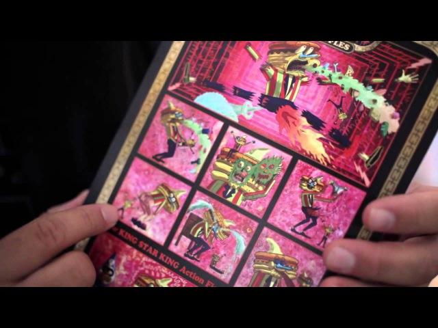 Juxtapoz Presents: A Visit with Titmouse