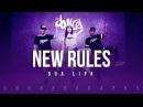 New Rules Dua Lipa FitDance Life Choreography Dance Video