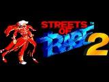 Streets of Rage 2: Igniz (King of Fighters) hack (Sega Mega Drive/Genesis)