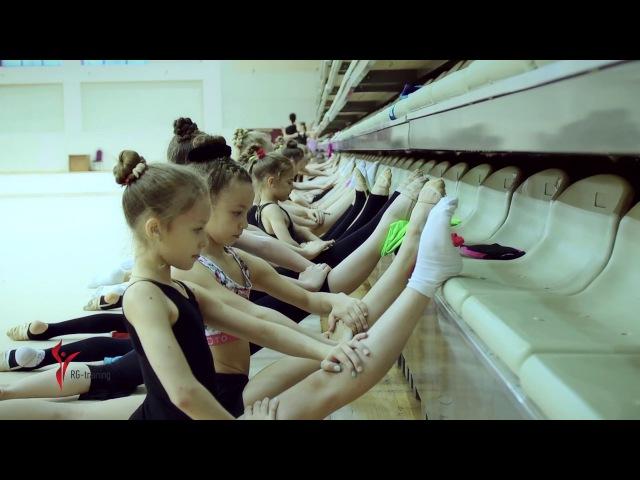 Учебно тренировочные сборы по художественной гимнастике Екатерины Пирожковой в Самаре