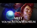 YOUNG VITO WILHELM Meet the Characters of Tales of Alethrion